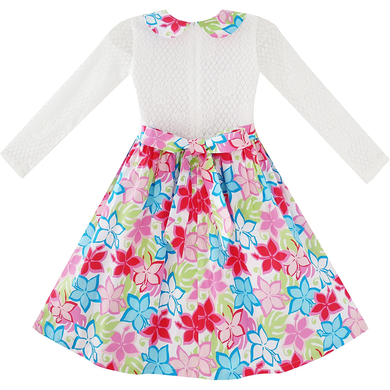 92-116 M/ädchen Kleid Rosa Tutu Tanzen Tiered Rock Ballett Party Gr