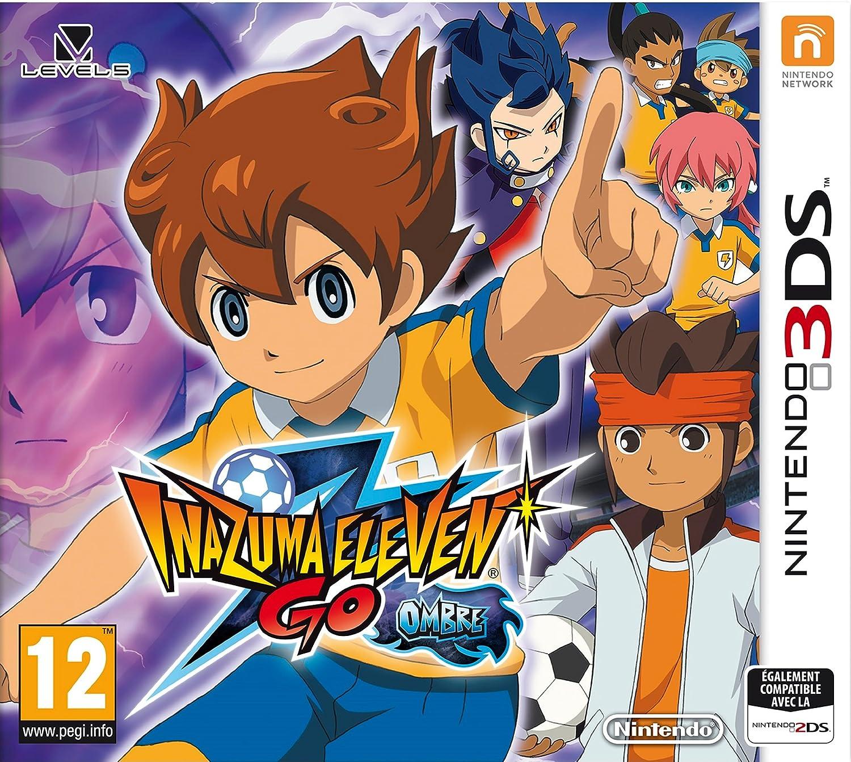 Third Party - Inazuma Eleven Go : Ombre Occasion [ Nintendo 3DS ] - 0045496525651
