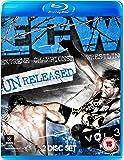 WWE: ECW - Unreleased Volume 3 [Blu-ray]