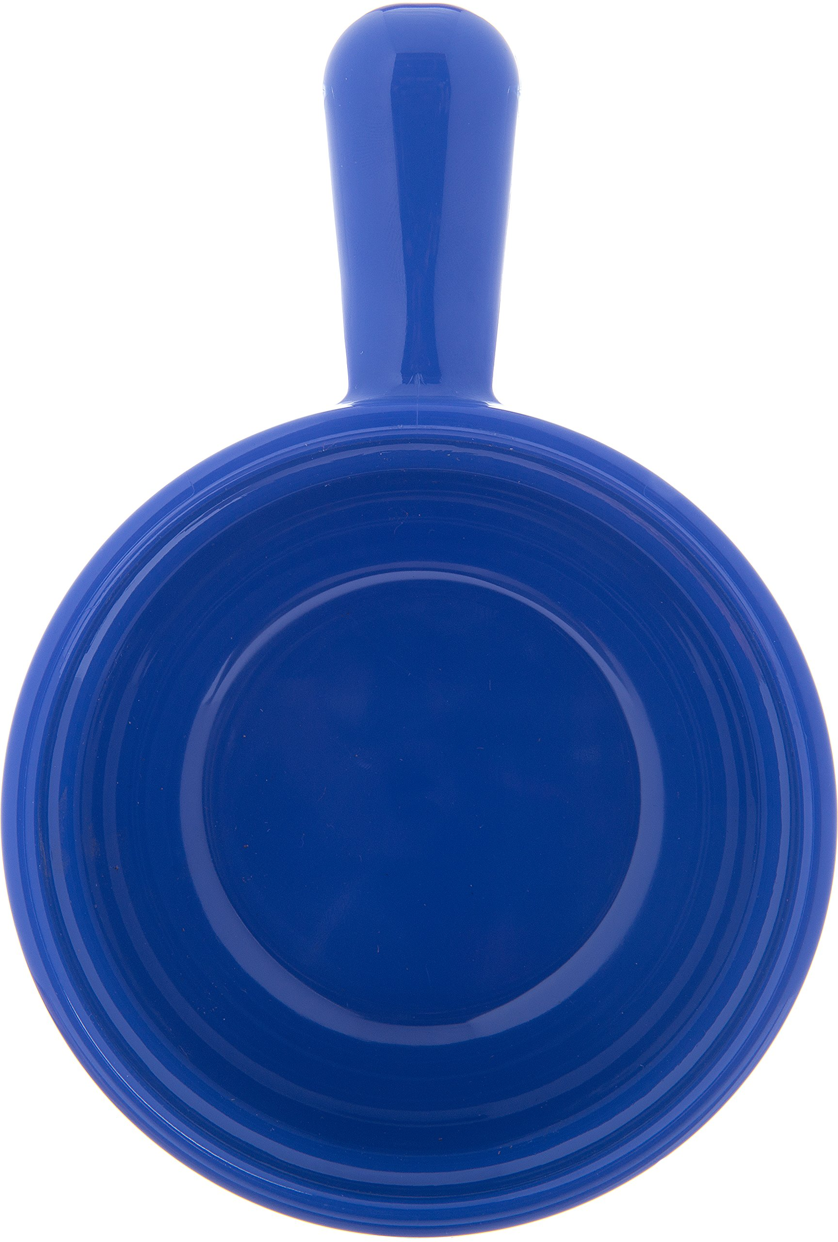 Carlisle 700614 Plastic Handled Soup Bowl, 8 oz., Ocean Blue (Pack of 24) by Carlisle (Image #3)