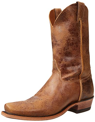 6ab16f4a7 Justin Boots Men s Bent Rail Leather