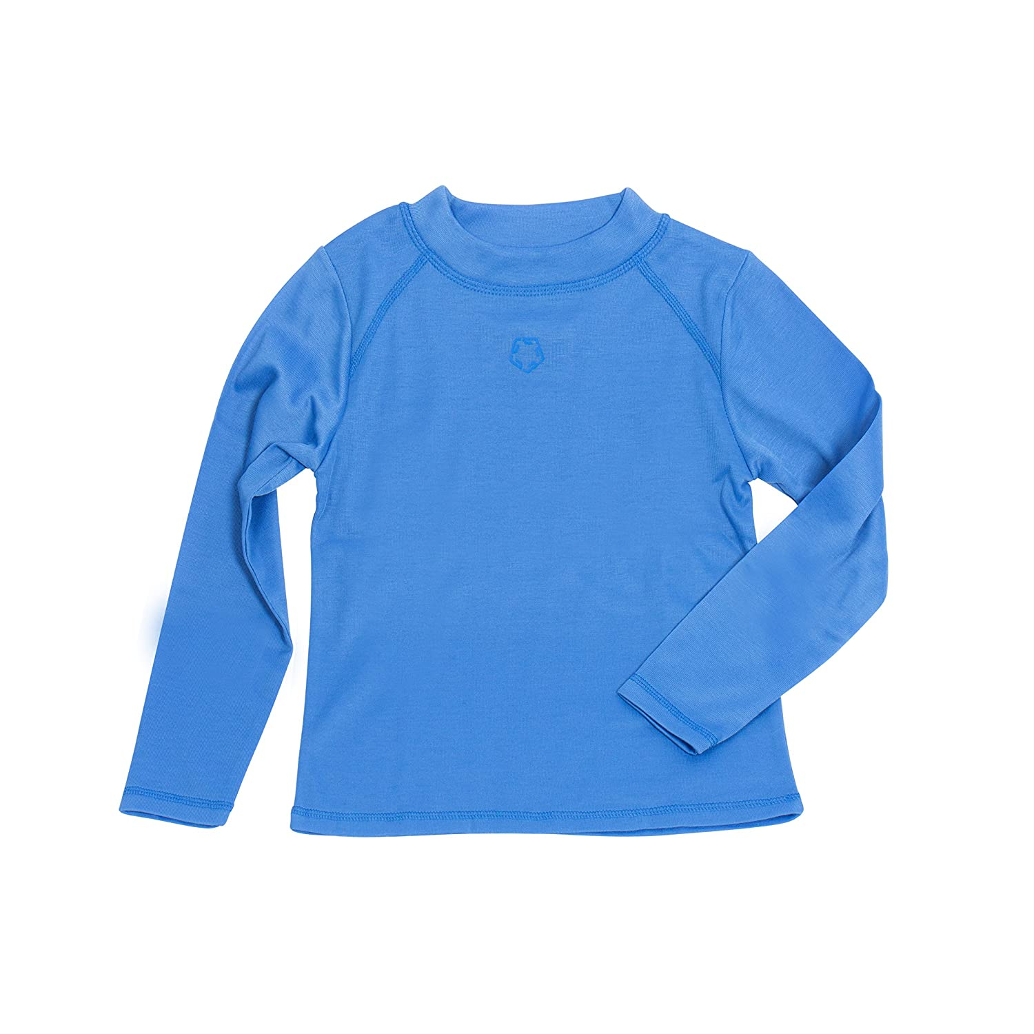 Gregster Kid/'s Long Sleeve Top and Pants Thermal Underwear Set Ski Base Layer for Children