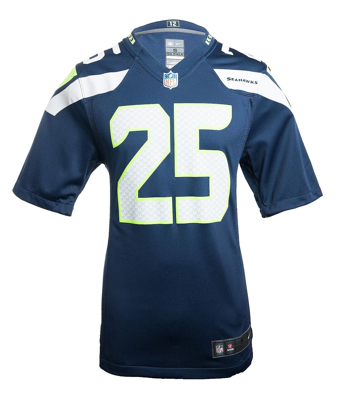 Amazon.com   Nike Men s NFL Seattle Seahawks Richard Sherman Jersey ... dde36a91d