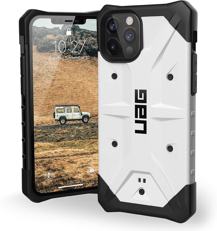 Urban Armor Gear Pathfinder Schutzhülle Apple Iphone 12 Iphone 12 Pro 6 1 Zoll Hülle Wireless Charging Kompatibel Case Mit Fallschutz Nach Militärstandard Ultra Slim Bumper Weiß Elektronik