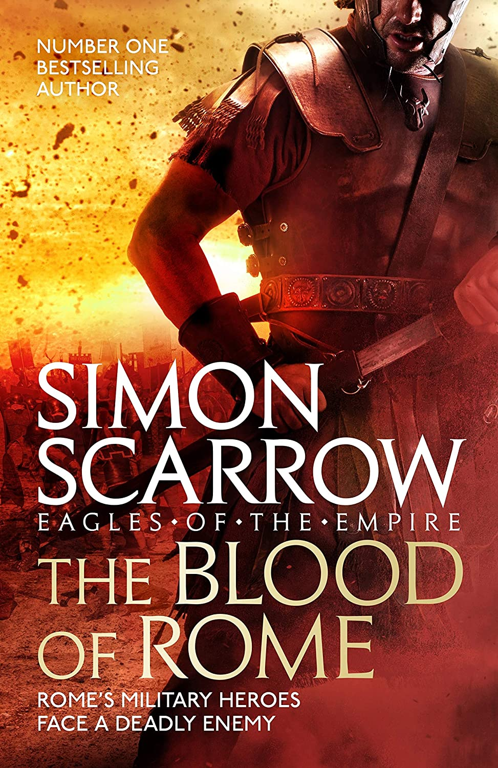 The Blood of Rome (Eagles of the Empire 17) (English Edition ...