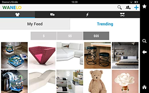 Amazon.com: Wanelo: Appstore para Android