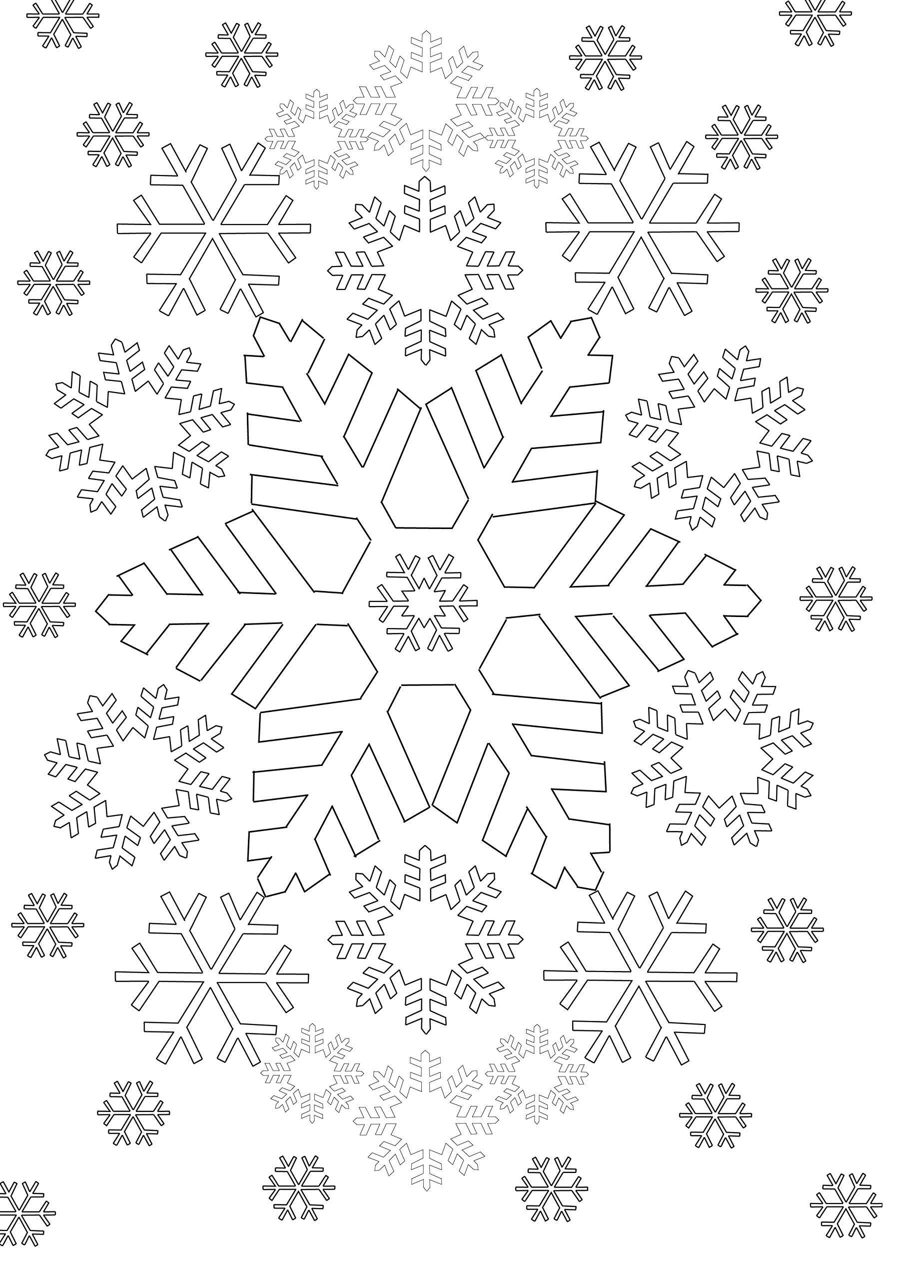 Coloriage anti stress de noel - Coloriage therapie ...
