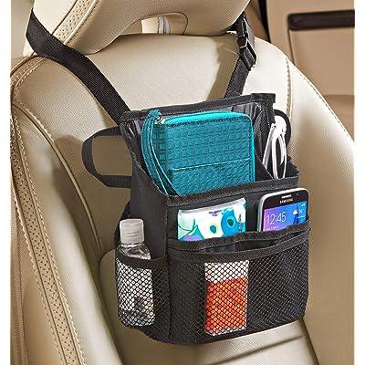 High Road Mini SwingAway Front Seat Car Organizer: Automotive
