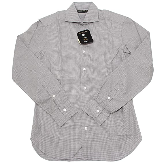 35d0aed45e BARBA 35714 Camicia DANDYLIFE Camicie Uomo Shirt Men [39 (15.1/2 ...