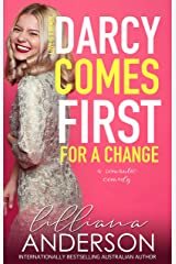 Darcy Comes First (for a change): Love is a Beach Kindle Edition
