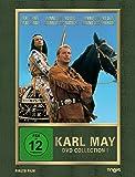 Karl May DVD-Collection 1 (Der Schatz im Silbersee / Winnetou und das Halbblut Apanatschi / Winnetou und sein Freund Old Firehand) (3 DVDs) [Import allemand]