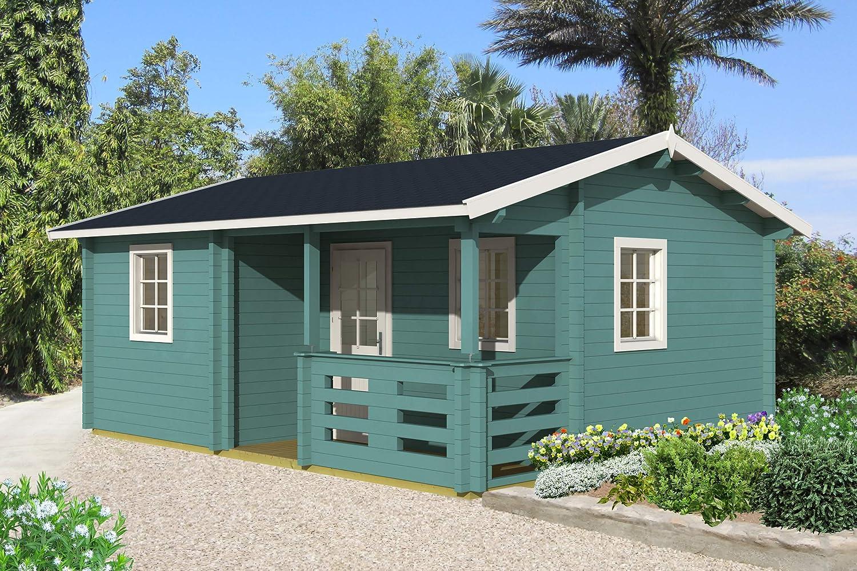 Verona Extra Long Tiny House