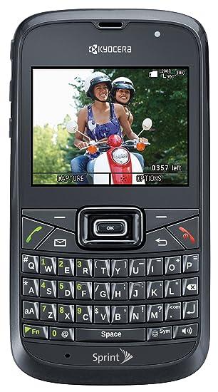 amazon com kyocera brio phone grey sprint cell phones accessories rh amazon com HTC Cell Phones Sprint Sanyo Cell Phone