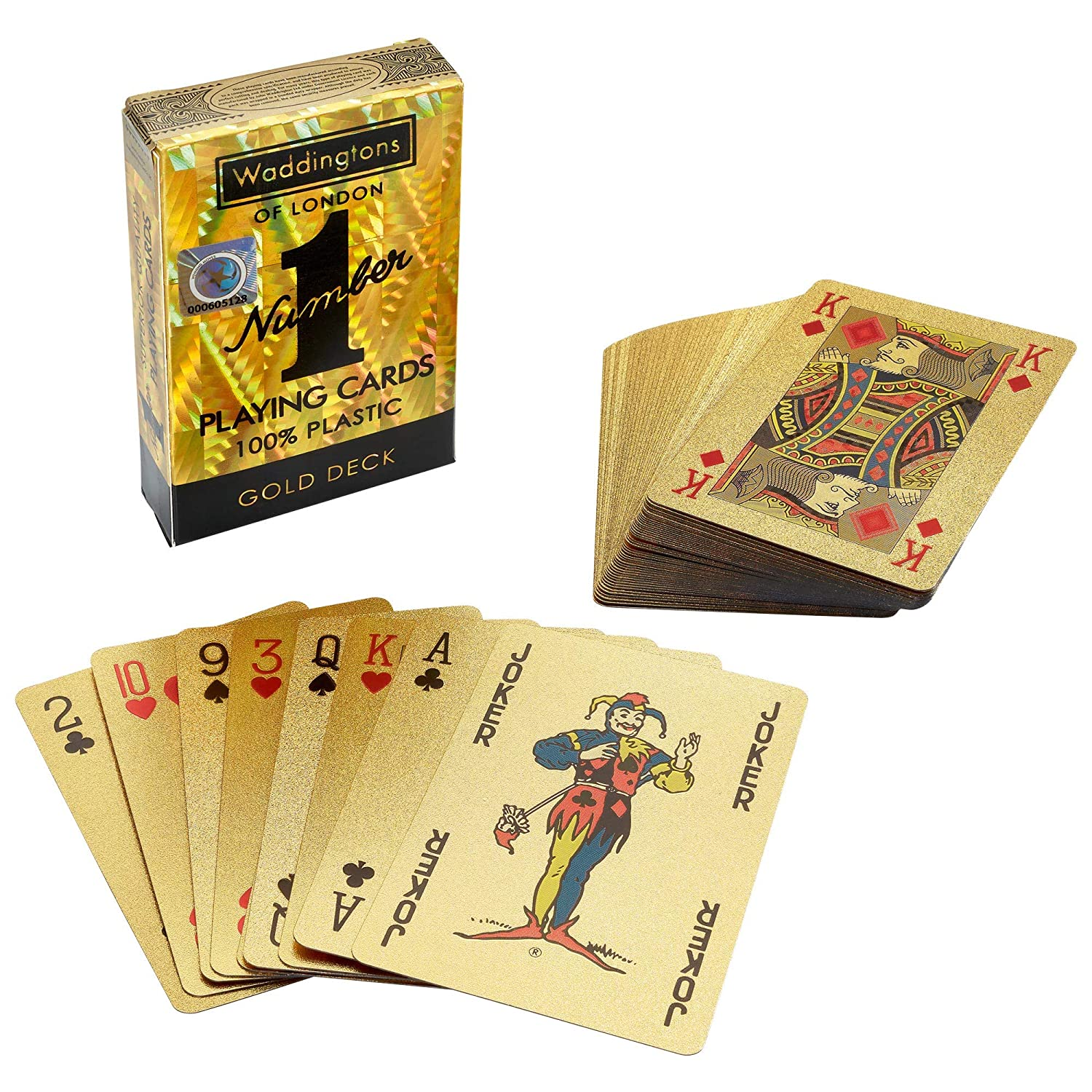 Waddington's Number 1 Special Editions Playing Cards Shop The 2018 Range!