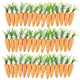 Fake Carrots – 45 Pack Artificial Carrots