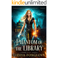 Phantom of the Library (Paranormal House Flippers Book 3)