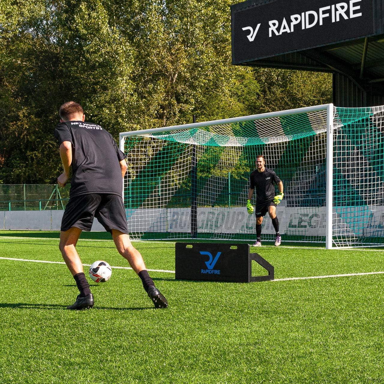 RapidFire Tabla de Rebote para Entrenamiento de Fútbol [3 Tamaños ...