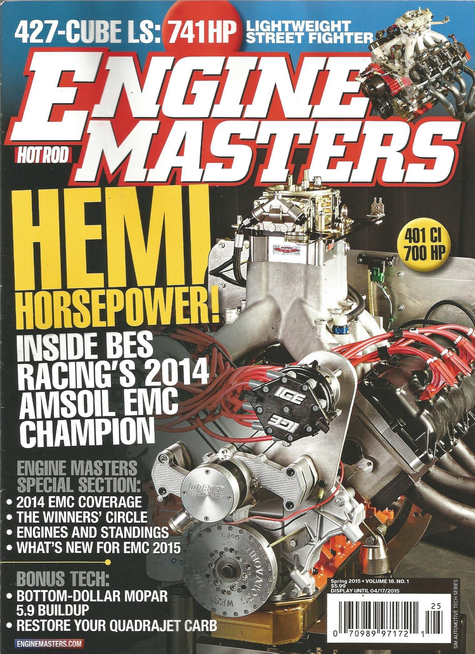 Engine Masters (Spring 2015) PDF