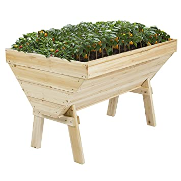 elevated garden bed. Best Choice Products 4\u0027x3\u0027 Raised Vegetable Garden Bed Patio Backyard Grow Flowers Elevated
