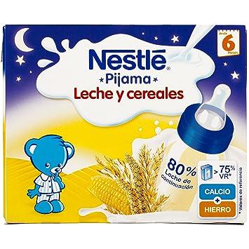 NESTLÉ Leche y Cereales Pijama