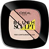 L'Oréal Make Up Designer Paris Infallible Sculpt Trio Contouring Blush