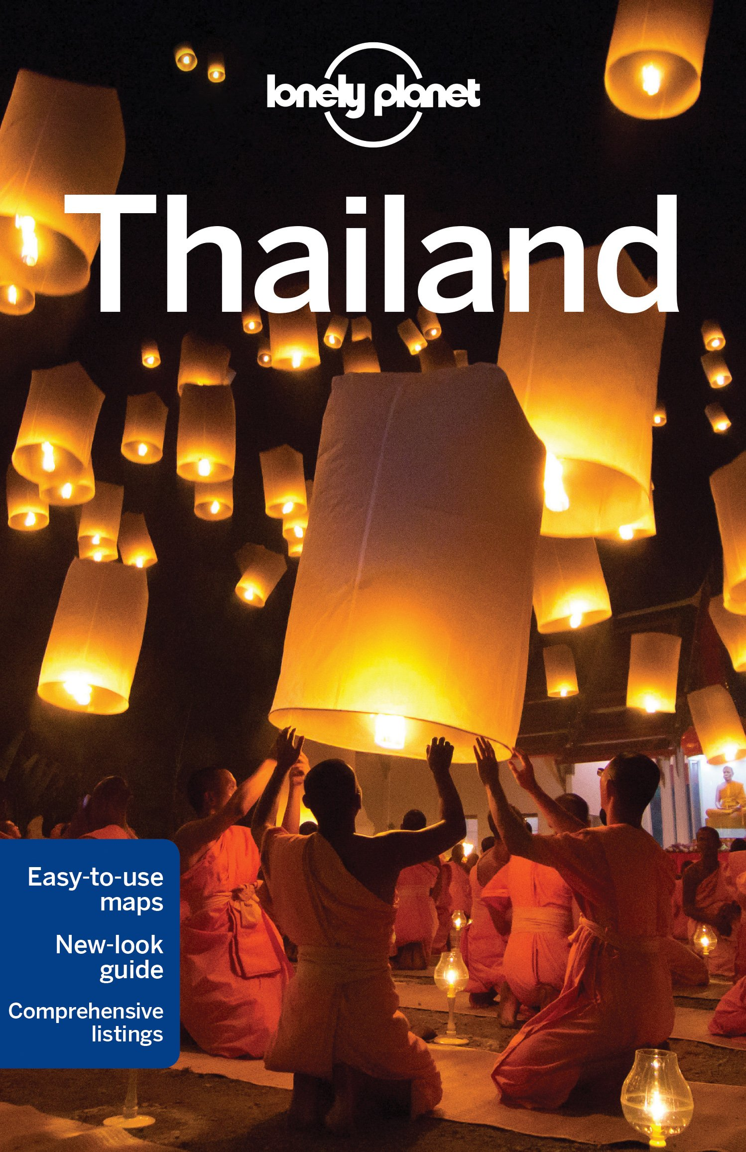 Lonely Planet Thailand Travel Guide product image