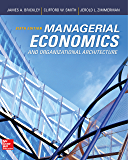 Managerial Economics & Organizational Architecture (Irwin Economics)
