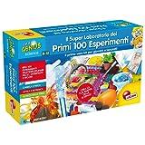 Lisciani Giochi 56293 - I'm a Genius I Miei Primi 100 Esperimenti