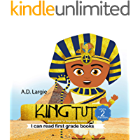 King Tut: Biographies For Beginning Readers (I can read first grade books Book 1) (English Edition)
