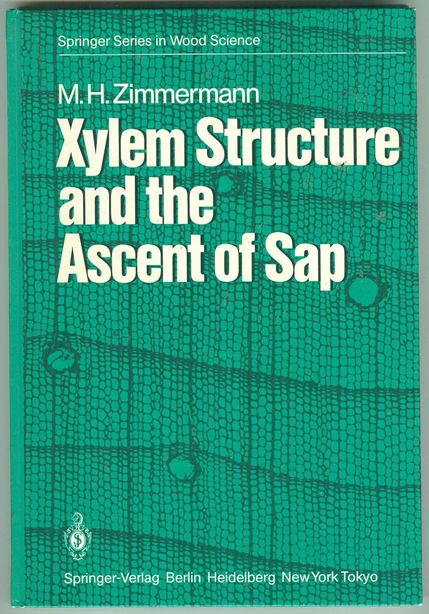 Buy Xylem Structure and the Ascent of Sap Book Online at Low Prices in  India | Xylem Structure and the Ascent of Sap Reviews & Ratings - Amazon.in