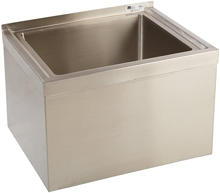 Top 10 John Boos Stainless Steel Laundry Sink
