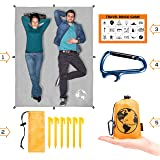 """OpenTheOutdoors Traveler's Outdoor Gear Pocket Blanket 