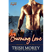 Burning Love (Hot Aussie Knights Book 4)