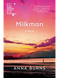 Milkman (Thorndike Press Large Print Basic Series)