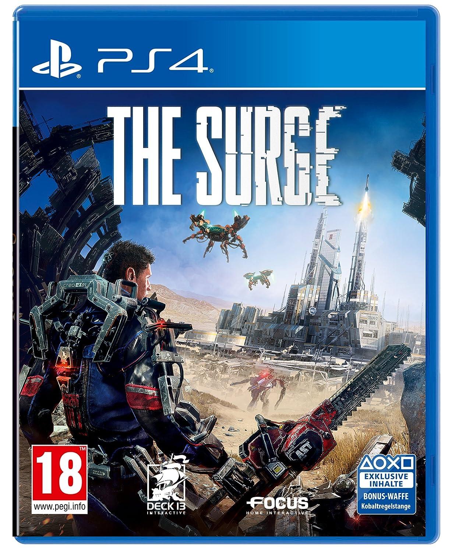 The Surge (PS4) (PEGI) [Importación alemana]: Amazon.es: Videojuegos
