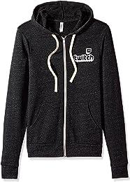 Twitch Logo Unisex Full Zip Hoodie