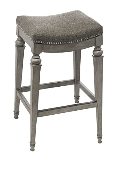 backless non swivel bar stool fabric weathered grey stools australia upholstered uk