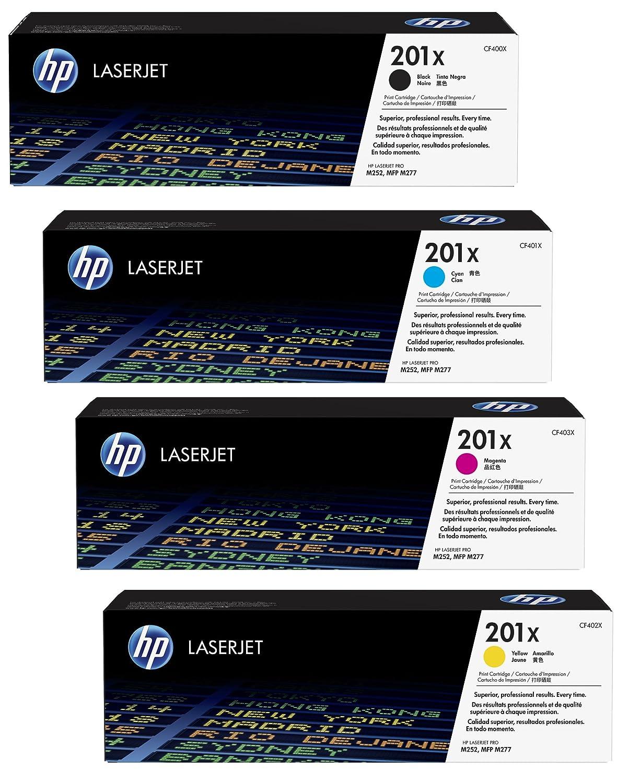 Original XL tóner HP CF400 X CF 400 x 201 x para HP Color LaserJet ...