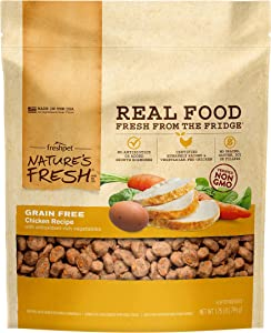 Freshpet, Dog Food Nature's Fresh Chicken, 28 Ounce