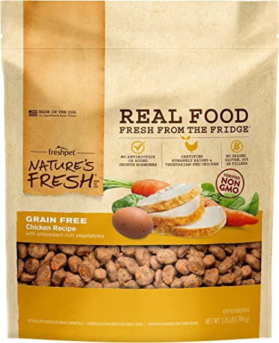 Freshpet, Dog Food Nature s Fresh Chicken, 28 Ounce