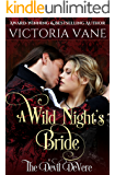 A Wild Night's Bride (The Devil DeVere Book 1)