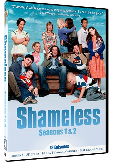 Amazon com: Shameless - Seasons 1 & 2 - Original UK Series