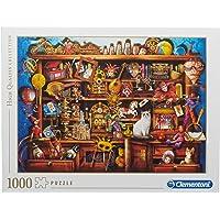 Clementoni 39512 Yetişkin Puzzle Ye Old Shoppe 1000 Parça