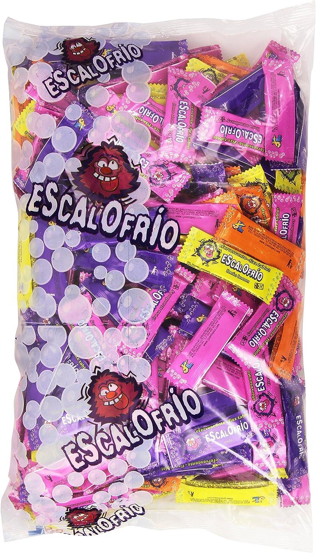 Escalofrio - Fizz Tablet - Caramelo comprimido efervescente - 1080 g: Amazon.es: Alimentación y bebidas