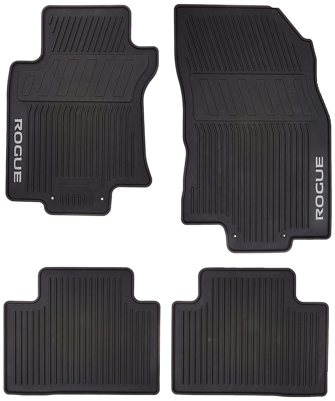 Nissan Genuine 999E1-G2000 Floor Mat, Rubber