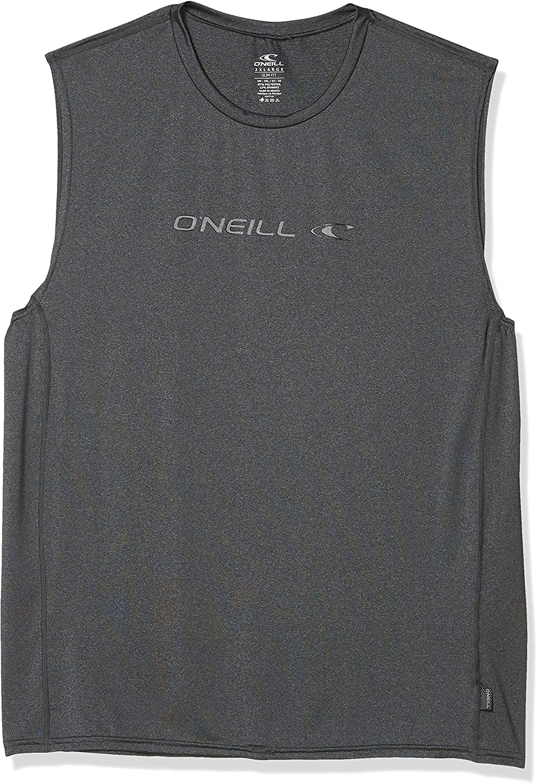 O'Neill Men's Hybrid UPF 50+ Sleeveless Sun Shirt