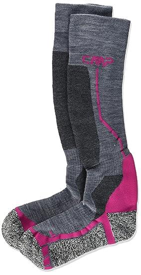 CMP Ski Wolle Socken 3i49374 Calcetines, Bebé-Niños: Amazon.es: Deportes y aire libre