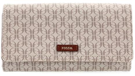7e448096c3ac3 Fossil RFID Logan Geldbörse Taupe  Amazon.de  Koffer