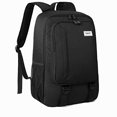 51b801f2eb5 Amazon.com   TOURIT Cooler Backpack Leakproof Insulated Backpack 28L Lunch  Backpack with Cooler for Men Women to Work
