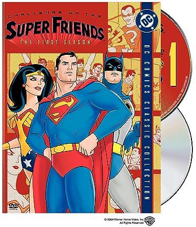 Challenge of the Super Friends: Season 1